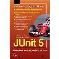 JUnit 5 - Elektronická kniha