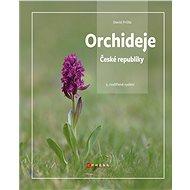 Orchideje České republiky - David Průša, 240 stran