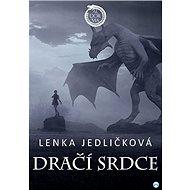 Dračí srdce - Lenka Jedličková, 313 stran