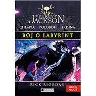 Percy Jackson 4 – Boj o labyrint (SK) - Rick Riordan, 397 stran