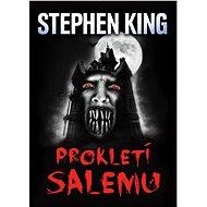 Prokletí Salemu - Stephen King, 408 stran