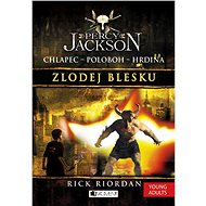 Percy Jackson 1 – Zlodej blesku (SK) - Elektronická kniha