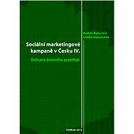 Sociální marketingové kampaně v Česku IV. - Elektronická kniha