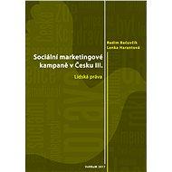 Sociální marketingové kampaně v Česku III. - Elektronická kniha