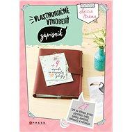 Vlastnoručně vyrobený zápisník - Elektronická kniha