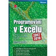 Programování v Excelu 2007 a 2010 - E-kniha
