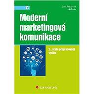 Moderní marketingová komunikace - Jana Přikrylová, 344 stran