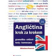 Angličtina Krok za krokem - Elektronická kniha