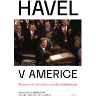 Havel v Americe - Rosamund Johnston, 232 stran