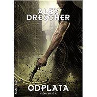 Odplata - Alex Drescher, 320 stran