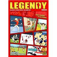 Legendy: slavné sportovní okamžiky - Pavel Kovář, 152 stran