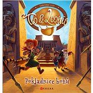 Teo a Leonie: Pokladnice bohů - Pascal Conicella, 52 stran