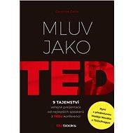 Mluv jako TED - Elektronická kniha