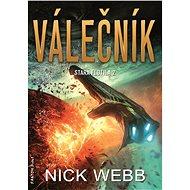 Válečník - Nick Webb, 320 stran