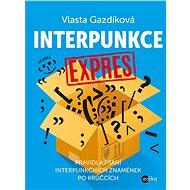 Interpunkce expres - Elektronická kniha