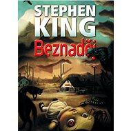 Beznaděj - Elektronická kniha - Stephen King v beznádeji maľuje svojim rozsiahlym štetcom apokalyptický súboj medzi Bohom a zlom, medzi šialenstvom a zjavením. Naplno uplatňuje geniálny nadanie napínať čitateľa a jeho fantázia je desivo živá.