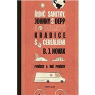 Řidič sanitky, Johnny Depp a tajemství krabice s cereáliemi - Elektronická kniha