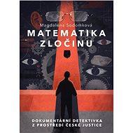 Matematika zločinu - Magdalena  Sodomková, 208 stran