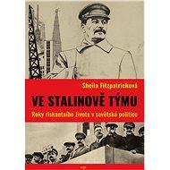 Ve Stalinově týmu - Sheila Fitzpatricková, 384 stran