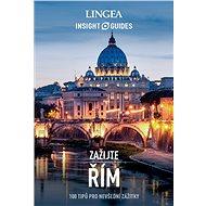 Řím - Zažijte - Elektronická kniha , 176 stran, česky