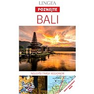 Bali - Poznejte  - Elektronická kniha , 128 stran, česky