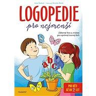 Logopedie pro nejmenší - Irena Šáchová, 56 stran