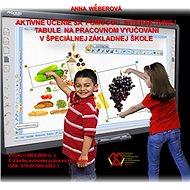 Aktívne učenie sa pomocou interaktívnej tabule na pracovnom vyučovaní v špeciálnej základnej škole - Mgr. Anna Wéberová, 123 stran