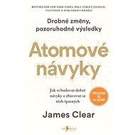 Atomové návyky - James Clear, 288 stran