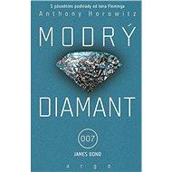 Modrý diamant - Anthony Horowitz, 304 stran