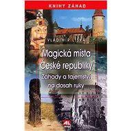 Magická místa České republiky - Elektronická kniha