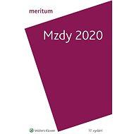 MERITUM Mzdy 2020 - Elektronická kniha