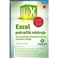 Excel 2016 a 2019 - pokročilé nástroje - Marek Laurenčík, 256 stran