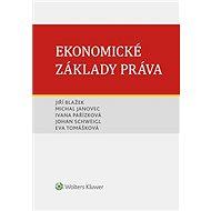 Ekonomické základy práva - Elektronická kniha