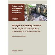 Hrad jako technický problém - Elektronická kniha