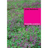 Genetika populací - Elektronická kniha