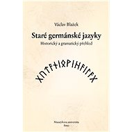 Staré germánské jazyky - Elektronická kniha