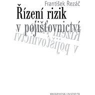 Řízení rizik v pojišťovnictví - Elektronická kniha