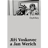 Čtyři hry - Jan Werich, 376 stran