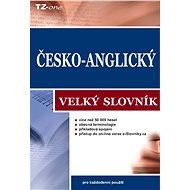 Česko-anglický velký slovník - Elektronická kniha