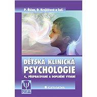 Dětská klinická psychologie - Elektronická kniha
