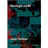 Geologie médií - Elektronická kniha