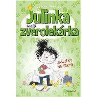 Julinka – malá zverolekárka 3 – Jasličky - Elektronická kniha