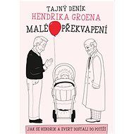 Malé překvapení: Tajný deník Hendrika Groena - Elektronická kniha