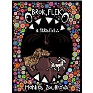 Brok, Flek a strašidla - Elektronická kniha