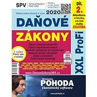 Daňové zákony 2020 ČR XXL ProFi (díl druhý, vydání 3.1) - Elektronická kniha