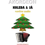Akordeon, koleda & já (+online audio) - Elektronická kniha
