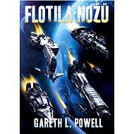 Flotila nožů - Elektronická kniha