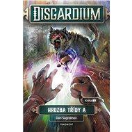 Disgardium 1 – Hrozba třídy A - Elektronická kniha
