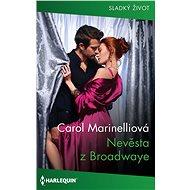 Elektronická kniha Nevěsta z Broadwaye