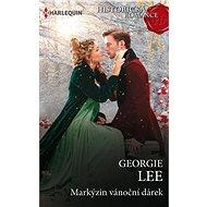 Markýzin vánoční dárek - Georgie Lee, 266 stran